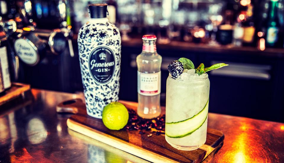 cocktails à Toulon le Mourillon au Churchill
