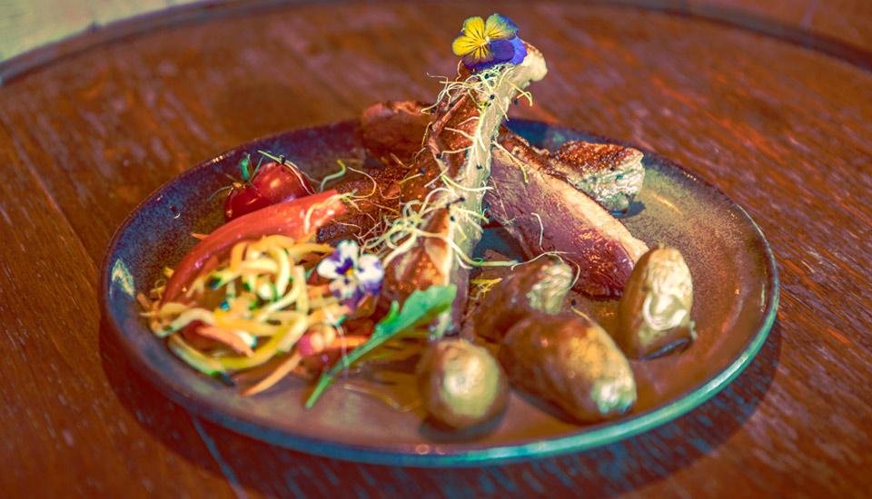 Restaurant le Churchill vue mer à toulon au Mourillon
